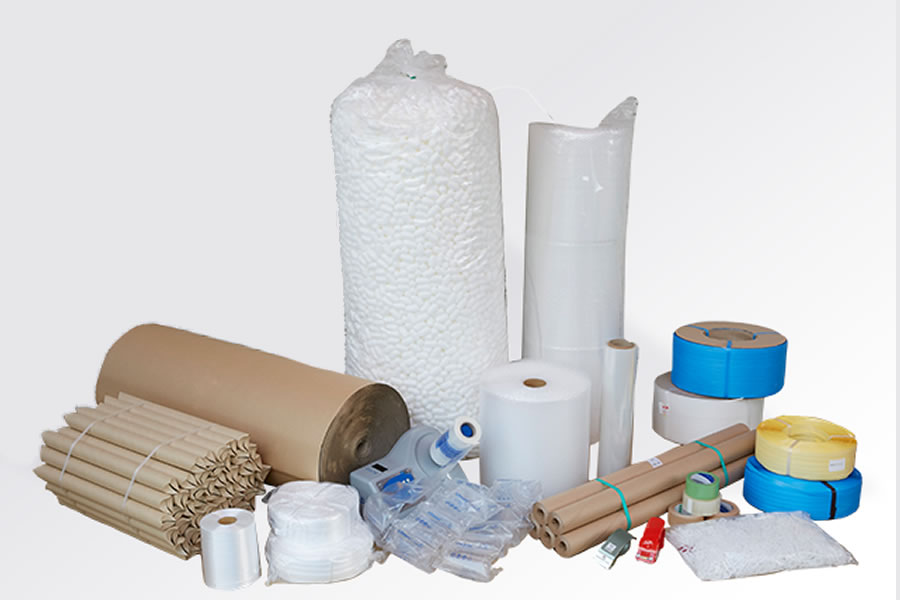 梱包資材(外装用資材)・緩衝材