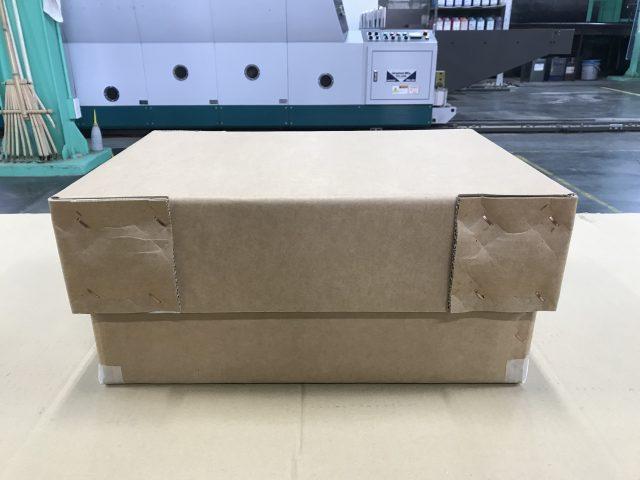 通い箱1|ダンボールは大阪のマツヤ商会