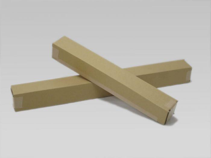 長尺物用ケース(細長い箱) ダンボールの規格品